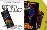DICK TRACY -  USA PREMIERE TICKET & PROMO SET